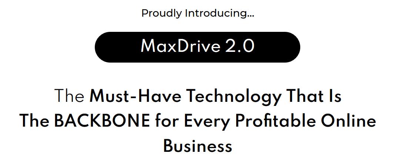 maxdrive-2-0-pro-edition