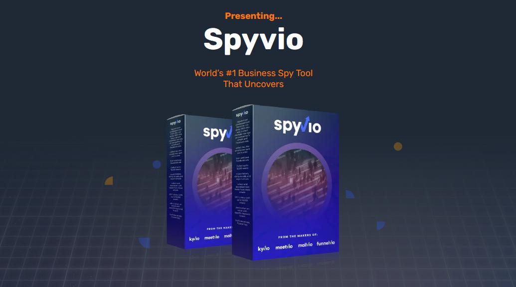 Spyvio Coupon Code