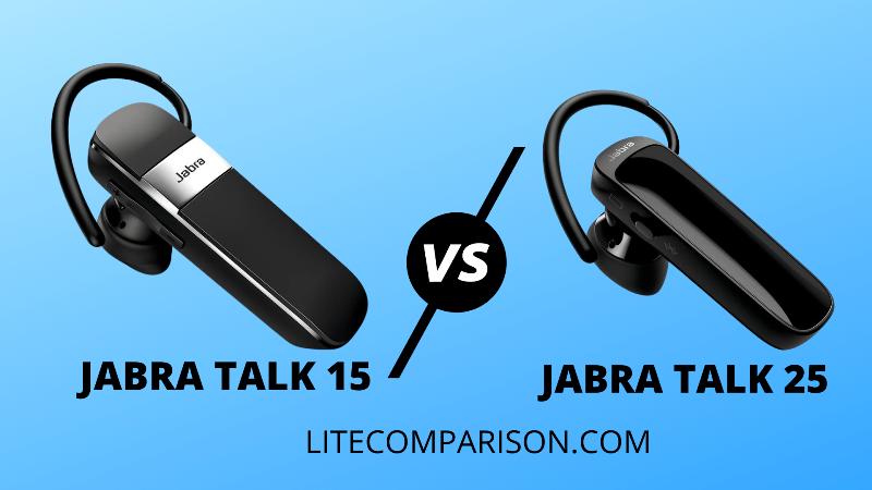 Jabra Talk 15 vs 25